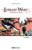 Mangas - Library Wars - Roman Vol.1