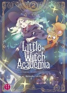 Manga - Manhwa - Little Witch Academia Vol.2
