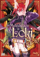 manga - Malédiction de Loki (la) Vol.1