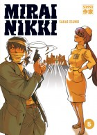 Mangas - Mirai Nikki - Le journal du futur Vol.5