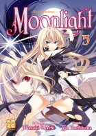 Manga - Manhwa - Moonlight Vol.5