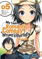 Manga - Manhwa -My Teen Romantic Comedy Vol.5
