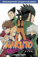 Naruto - Hachette collection Vol.19