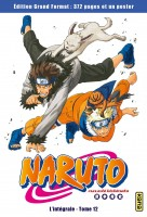 Naruto - Hachette collection Vol.12
