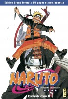 manga - Naruto - Hachette collection Vol.17
