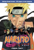 Naruto - Hachette collection Vol.21