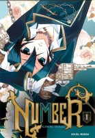 Mangas - Number Vol.1