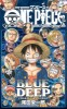 Manga - Manhwa - One Piece - Data Book 05 - Blue Deep jp