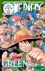 Manga - Manhwa - One Piece - Data Book 04 - Green jp