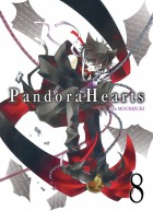 Mangas - Pandora Hearts Vol.8