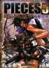 Manga - Manhwa - Masamune Shirow - Artbook - Pieces 05 - Hellhound-02 vo