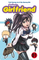 Mangas - Project - Girlfriend Vol.1