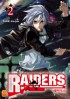 Manga - Manhwa - Raiders Vol.2