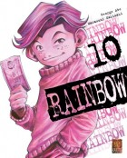 Manga - Manhwa -Rainbow (Kabuto) Vol.10