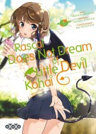 Rascal Does Not Dream of Little Devil Kohai Vol.1