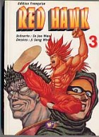 Manga - Manhwa -Red Hawk Vol.3