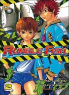 manga - Rumble fish Vol.2