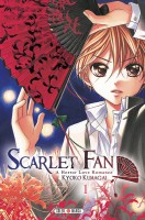 Manga - Manhwa - Scarlet Fan – A horror love romance Vol.1