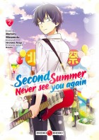 Manga - Manhwa -Second Summer, Never See You Again Vol.2