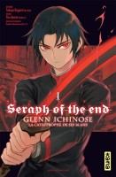 Manga - Manhwa - Seraph of the End - Glenn Ichinose Vol.1