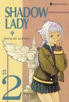 manga - Shadow lady Vol.2