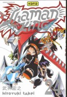 manga - Shaman king Vol.24
