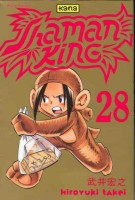 Manga - Manhwa - Shaman king Vol.28
