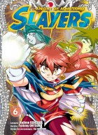 Slayers Knight of Aqua Lord Vol.6