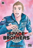 Space Brothers Vol.36
