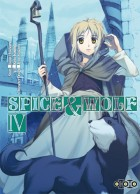 Manga - Manhwa - Spice and Wolf Vol.4