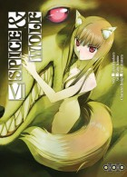 Mangas - Spice and Wolf Vol.6