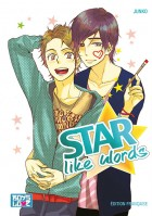 Manga - Manhwa - Star Like Words