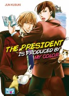 The president is produced by my color