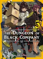 The Dungeon of Black Company Vol.5