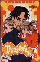 Mangas - Transparent Vol.8