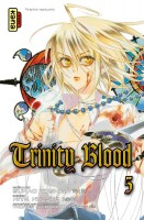 lecture en ligne - Trinity Blood Vol.5