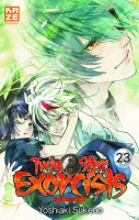 Twin star exorcists Vol.23
