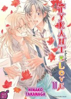 The tyrant who fall in love Vol.11