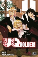 Manga - Manhwa -UQ holder Vol.6