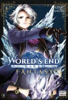 World's End Harem Fantasy Vol.4