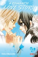 Manga - Manhwa - A romantic love story Vol.10