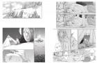 Planche supplémentaire Nemuri Otoko to Koi Otoko ©Ranmaru Zariya 2015 Originally Published in Japan in 2015 by Libre Publishing Co., Ltd. Tokyo.