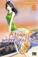 Manga - A Town where you live Vol.13