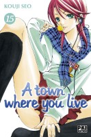 manga - A Town where you live Vol.15
