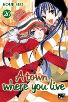 Manga - A Town where you live Vol.20