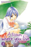Manga - A Town where you live Vol.5