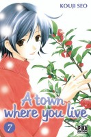 Manga - A Town where you live Vol.7