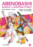 Mangas - Abenobashi - Magical shopping street