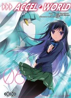 Manga - Accel world Vol.6