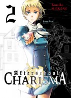 manga - Afterschool Charisma Vol.2